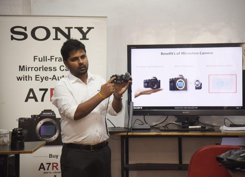 Sony workshop for Photography sony workshop for photography Sony workshop for Photography and Fashion Communication Students Sony workshop 3