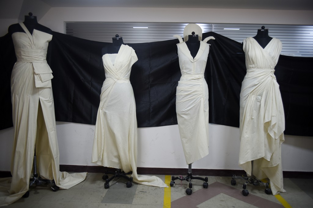 The Art of Fold | Draping exhibition by Fashion department the art of fold - The Art of Fold 4 - The Art of Fold | Draping exhibition by Fashion department