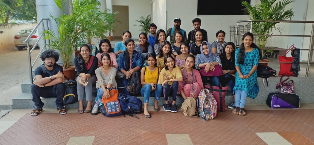 SKL Exports – Industry Visit by JD Institute of Fashion Technology skl exports - students group - SKL Exports – Industry Visit  by JD Institute of Fashion Technology, Cochin