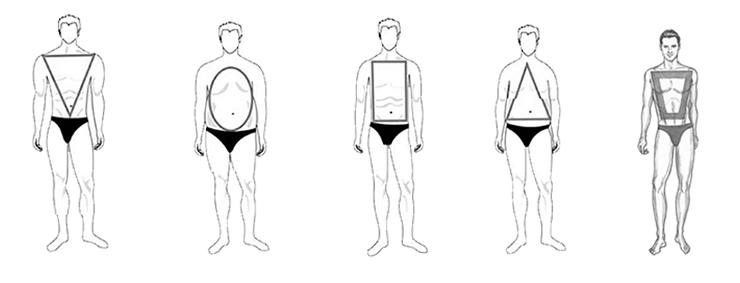 Men's Fashion - What Suits Your Body Type men's fashion - what suits your body type Men's Fashion – What Suits Your Body Type Mens Fashion