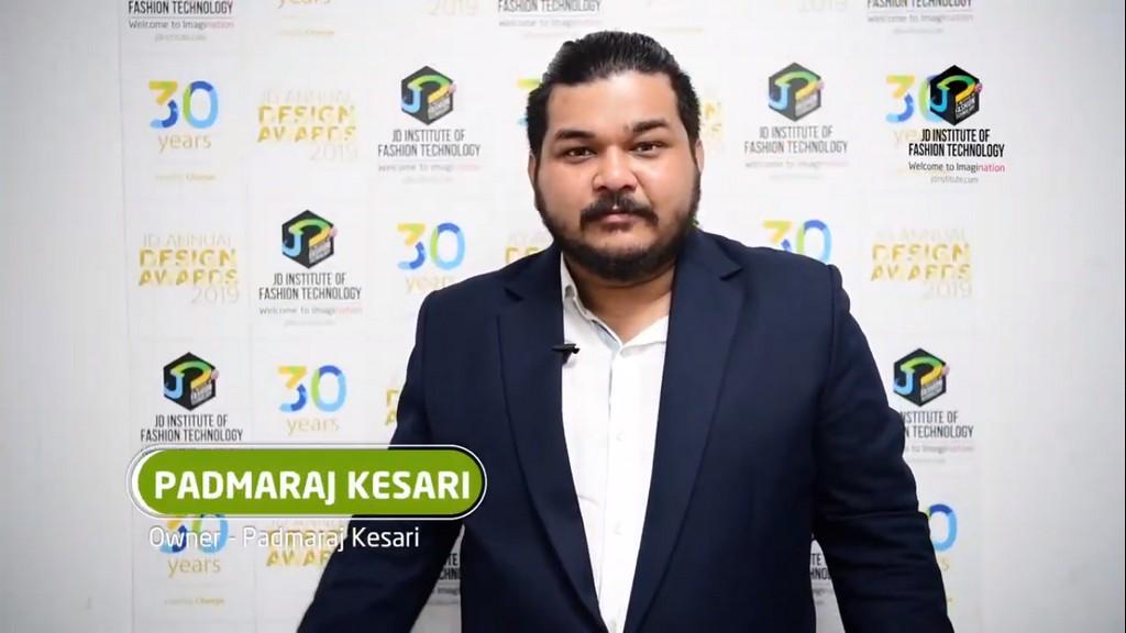 padmaraj kesari - Padmaraj Kesari - Padmaraj kesari – Jury Video – JDADA 2019
