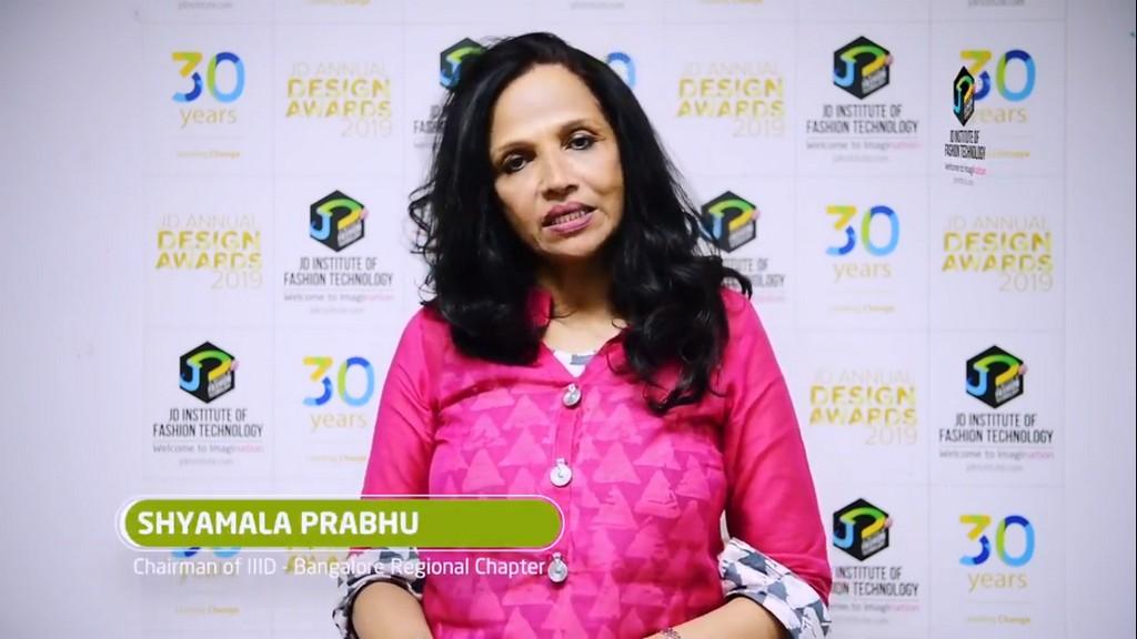 shyamala prabhu - shyamala prabhu - Shyamala Prabhu – Jury Video – JDADA 2019