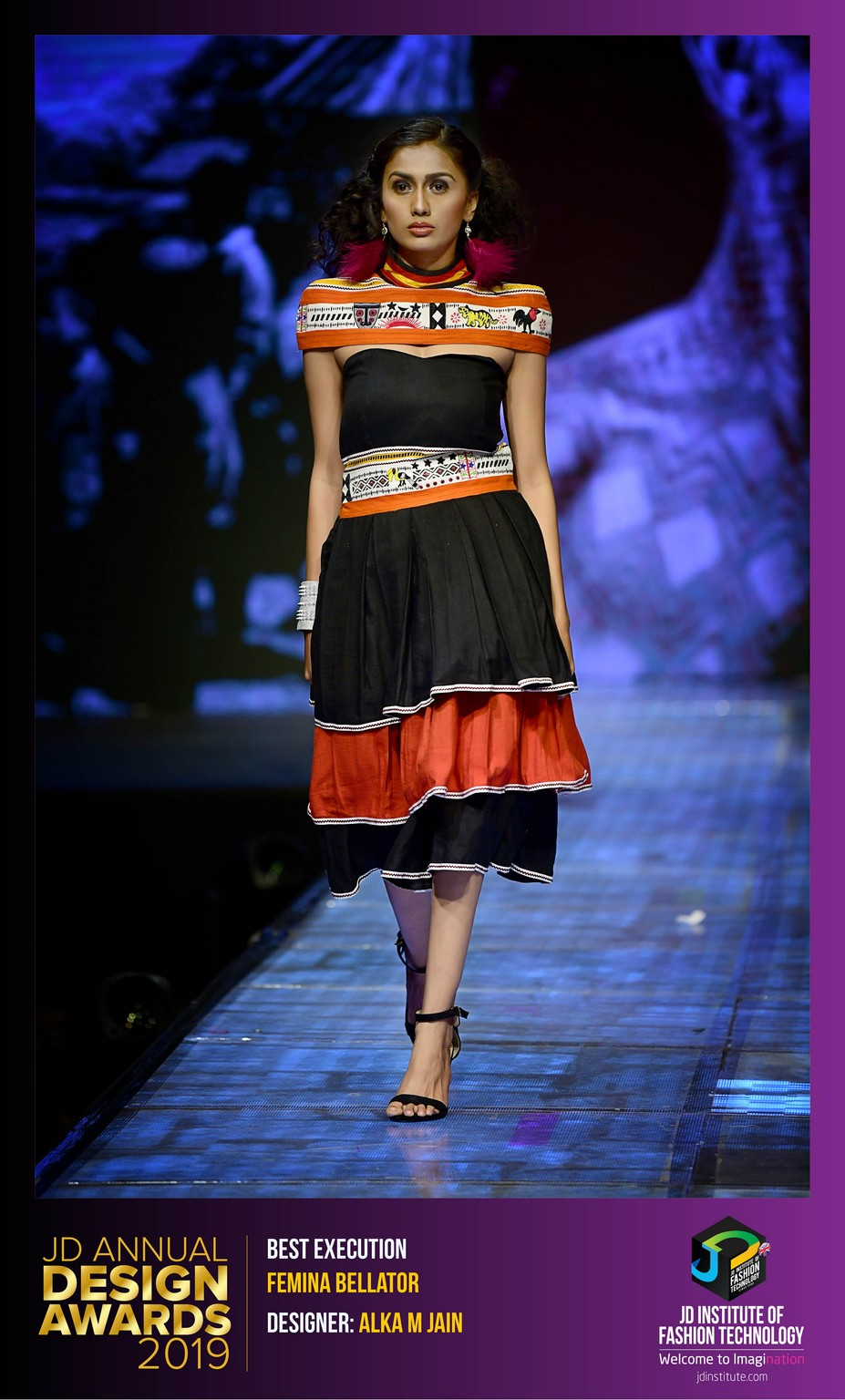 FEMINA BELLATOR - CURATOR - JDADA2019 femina bellator - FEMINA BELLATOR 6 - FEMINA BELLATOR – CURATOR – JDADA2019