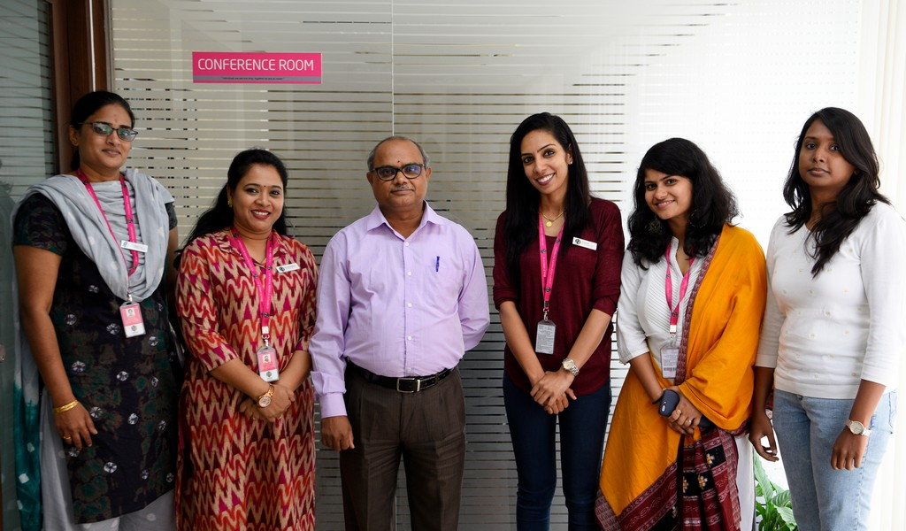 msme - DSC9517 - An Insightful session with Mr Gopinath Rao, Assistant Director, Ministry of MSME | Fashion Department