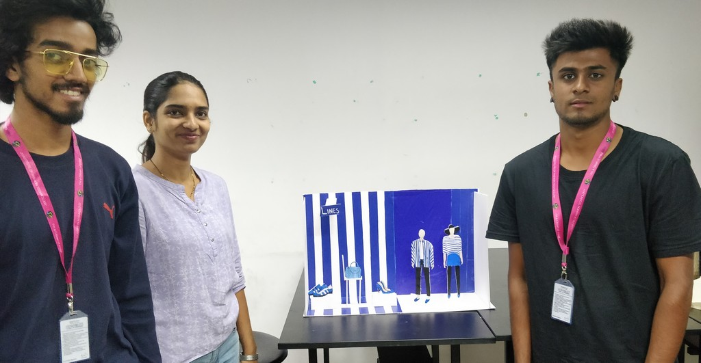 Visual Merchandising visual merchandising Miniature Display by Diploma in Visual Merchandising Batch IMG 20190824 130212