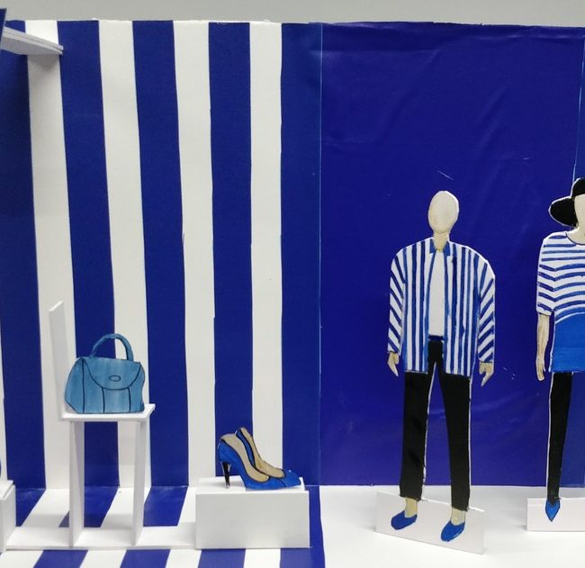 visual merchandising Miniature Display by Diploma in Visual Merchandising Batch IMG 20190824 130223 650x631