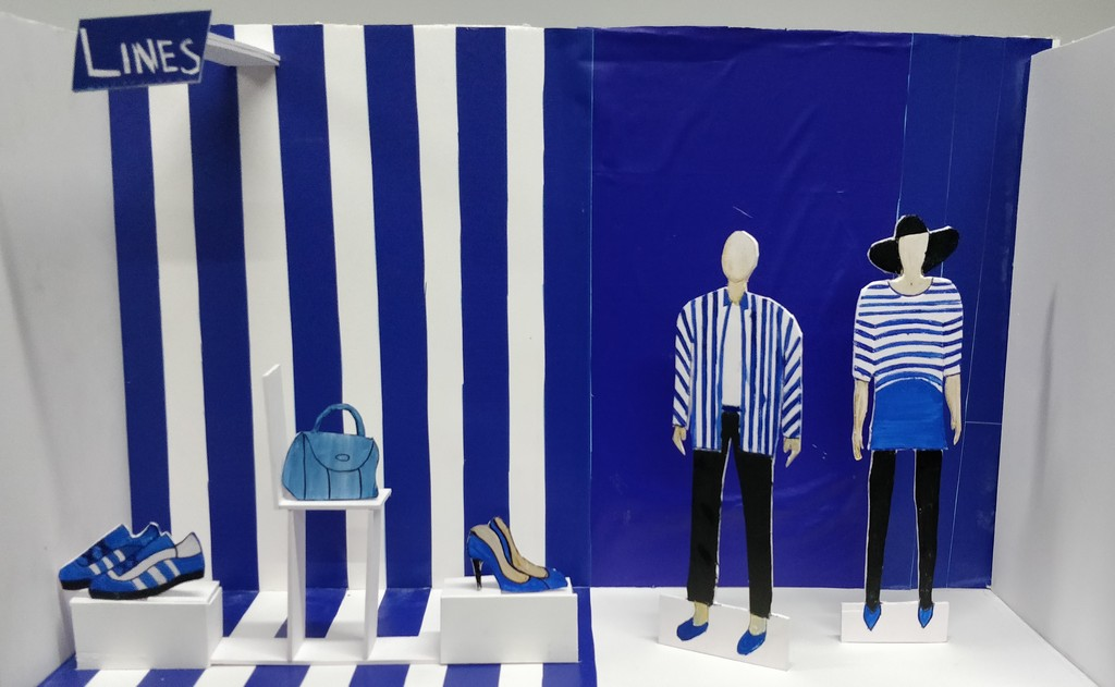 visual merchandising Miniature Display by Diploma in Visual Merchandising Batch IMG 20190824 130223