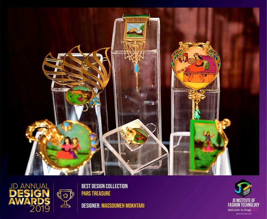 Pars Treasure pars treasure - Winners Jewellery FB5 - Pars Treasure – Curator – Jewellery Design – JD Annual Design Awards 2019
