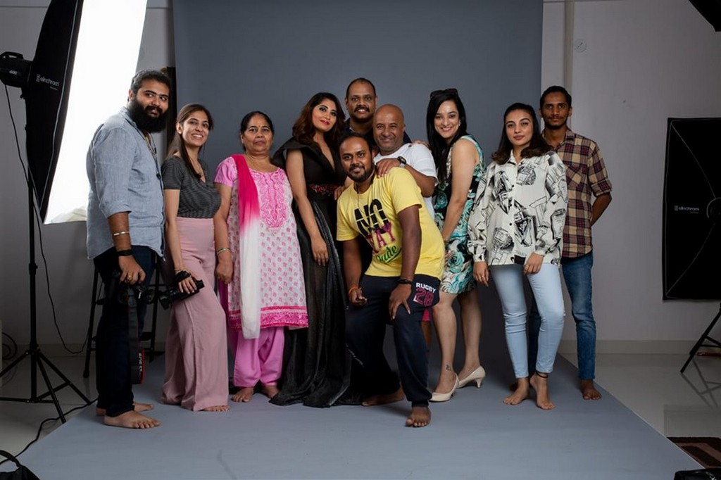 miss progress Jediiians prep and Shoot Contestant Representing India at Miss Progress International in Italy. 1 1 1