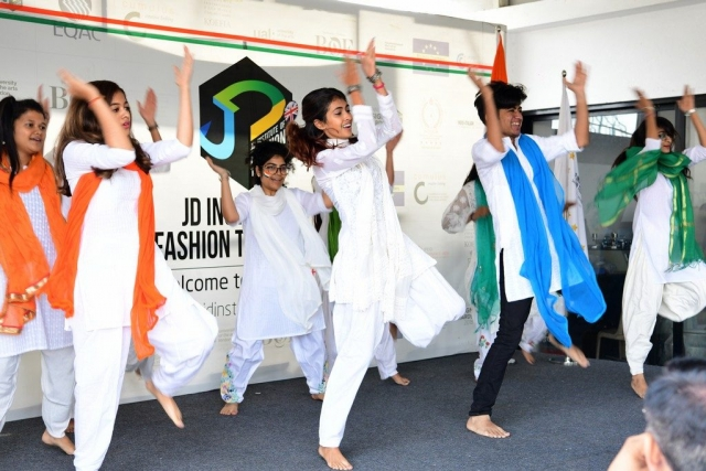 independence day Celebration of Freedom at JD Institute | Independence Day 73rd Independence day Celebrations At Jd bangalore 10