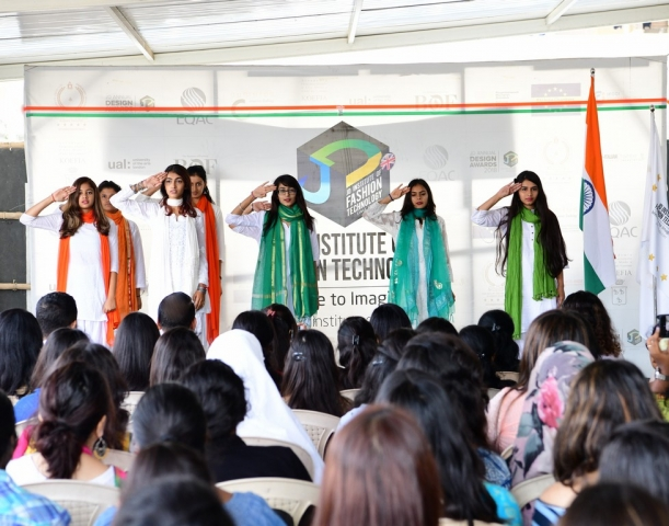 independence day Celebration of Freedom at JD Institute | Independence Day 73rd Independence day Celebrations At Jd bangalore 13
