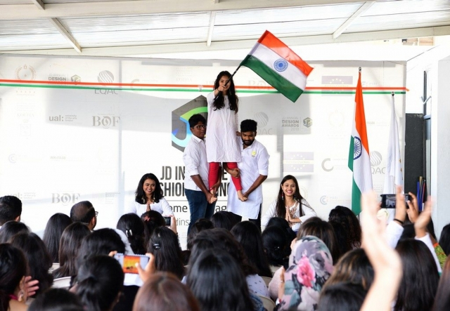 independence day Celebration of Freedom at JD Institute | Independence Day 73rd Independence day Celebrations At Jd bangalore 17