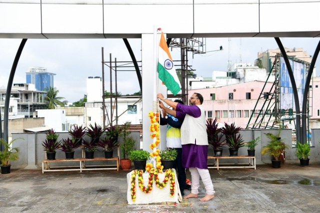 independence day Celebration of Freedom at JD Institute | Independence Day 73rd Independence day Celebrations At Jd bangalore 2
