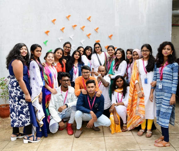 independence day Celebration of Freedom at JD Institute | Independence Day 73rd Independence day Celebrations At Jd bangalore 20