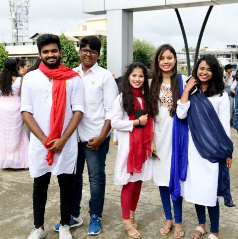 independence day Celebration of Freedom at JD Institute | Independence Day 73rd Independence day Celebrations At Jd bangalore 21
