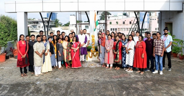 independence day Celebration of Freedom at JD Institute | Independence Day 73rd Independence day Celebrations At Jd bangalore 4