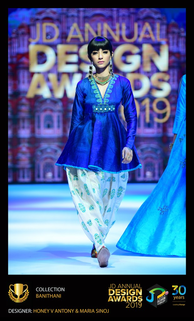 Banithani  banithani BANITHANI–Curator–JD Annual Design Awards 2019 | Fashion Design BANITHANI JDADA2019 11