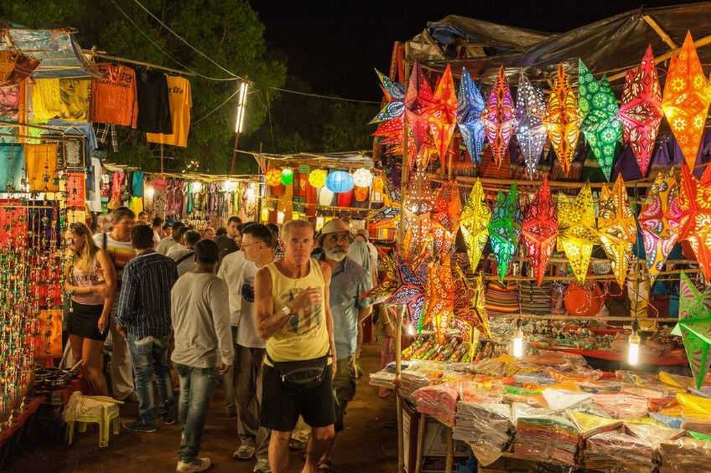 Saturday Night Market, Goa  - Best Street Shopping Experience across India 3 1024x682 - Where to Go for the Best Street Shopping Experience across India