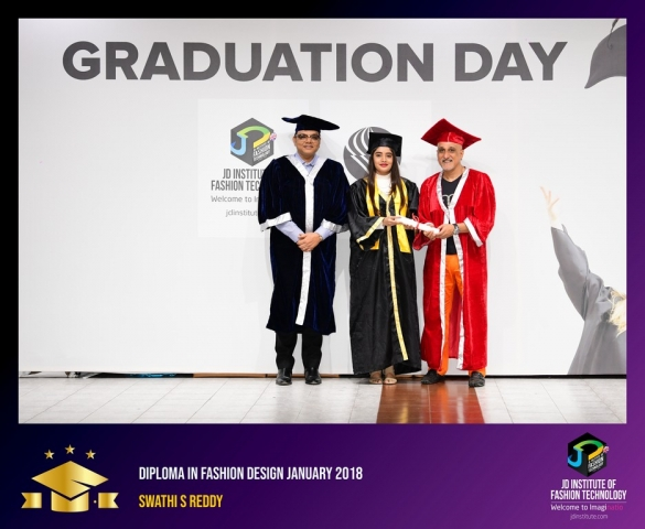 JD Institute Holds Graduation Ceremony for its Diploma and Post Graduate Students Diploma In Fashion Design 20