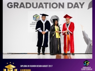 Jd Institute Holds Graduation Ceremony For Its Diploma And Post Graduate Students