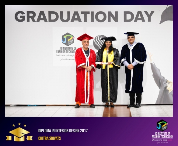 JD Institute Holds Graduation Ceremony for its Diploma and Post Graduate Students Diploma In Interior Design 13