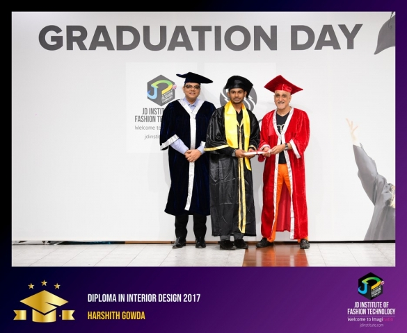 JD Institute Holds Graduation Ceremony for its Diploma and Post Graduate Students Diploma In Interior Design 20