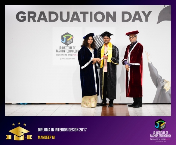 JD Institute Holds Graduation Ceremony for its Diploma and Post Graduate Students Diploma In Interior Design 32