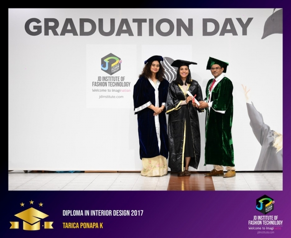 JD Institute Holds Graduation Ceremony for its Diploma and Post Graduate Students Diploma In Interior Design 61