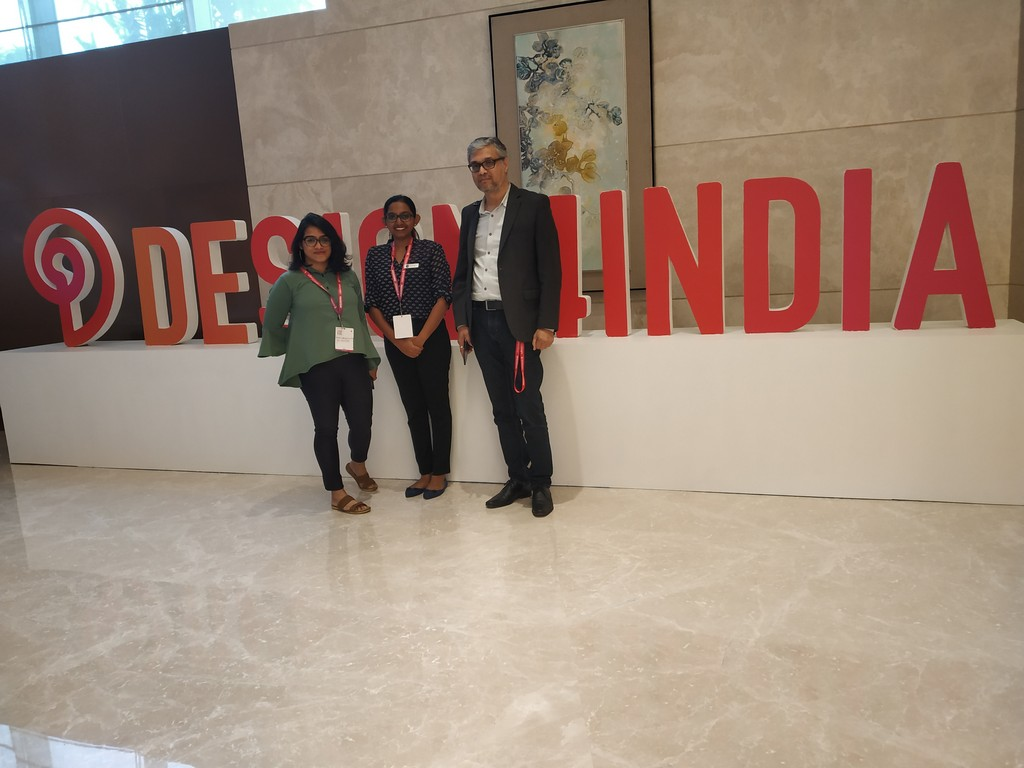 design4india FACULTIES ATTEND 2019 DESIGN4INDIA SUMMIT AT CONRAD BANGALORE IMG 20190822 175740
