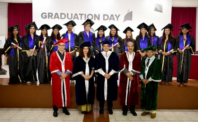 JD Institute Holds Graduation Ceremony for its Diploma and Post Graduate Students JD Institute Holds Graduation Ceremony 6