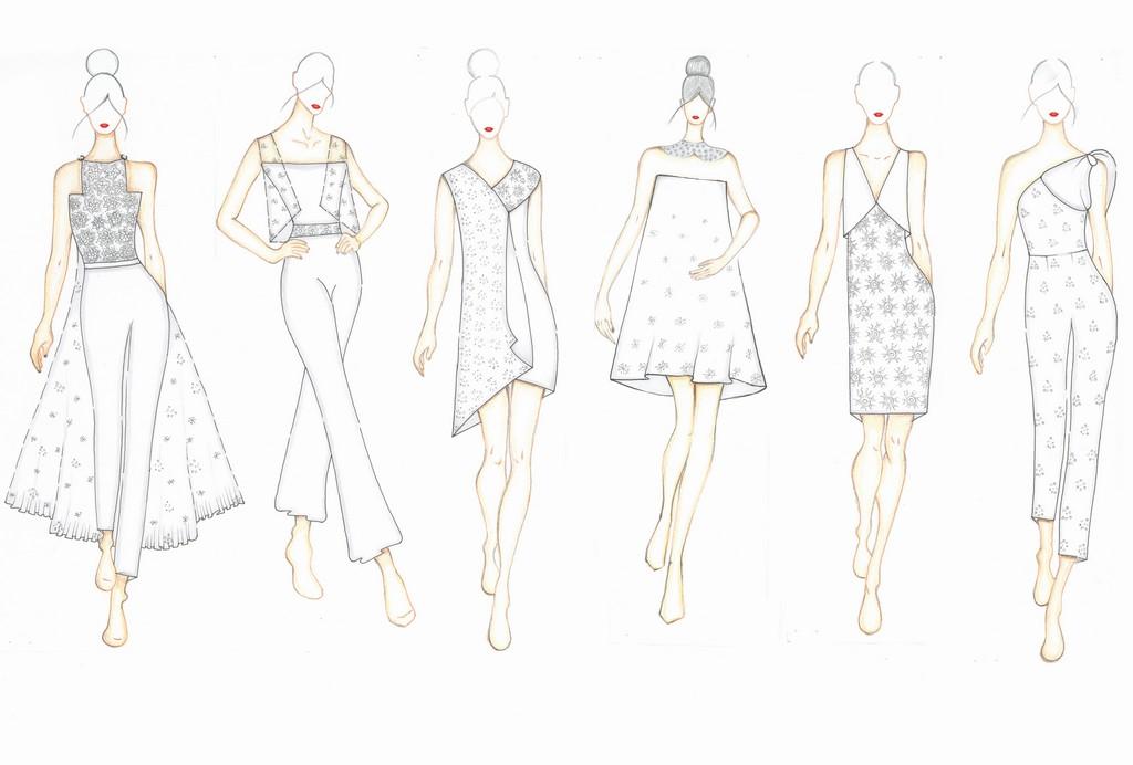 MARIÉE EN CRISTAL mariÉe en cristal MARIÉE EN CRISTAL –JD Annual Design Awards 2019 | Fashion Design MARI  E EN CRISTAL    JD Annual Design Awards 2019 Fashion Design