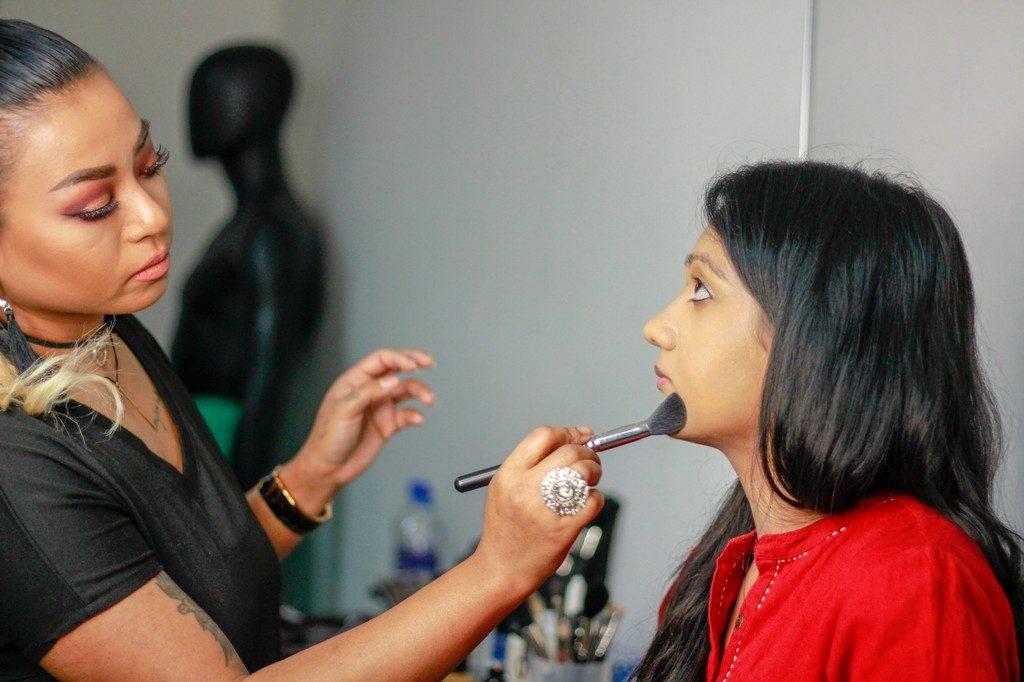 a seminar on every day make-up   mac cosmetics at jd institute - Mac cosmetics at JD 1 1024x682 - A Seminar on Every Day Make-up   MAC Cosmetics at JD Institute