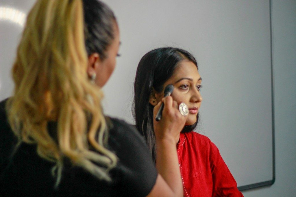 a seminar on every day make-up   mac cosmetics at jd institute - Mac cosmetics at JD 3 1024x682 - A Seminar on Every Day Make-up   MAC Cosmetics at JD Institute