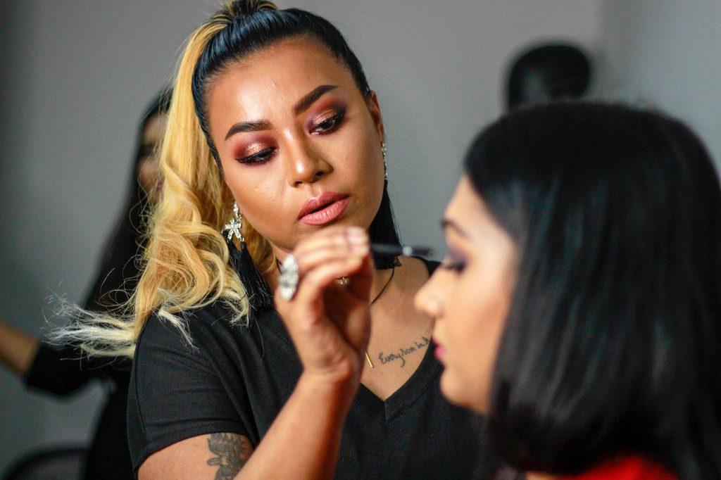 a seminar on every day make-up   mac cosmetics at jd institute - Mac cosmetics at JD 5 1024x682 - A Seminar on Every Day Make-up   MAC Cosmetics at JD Institute