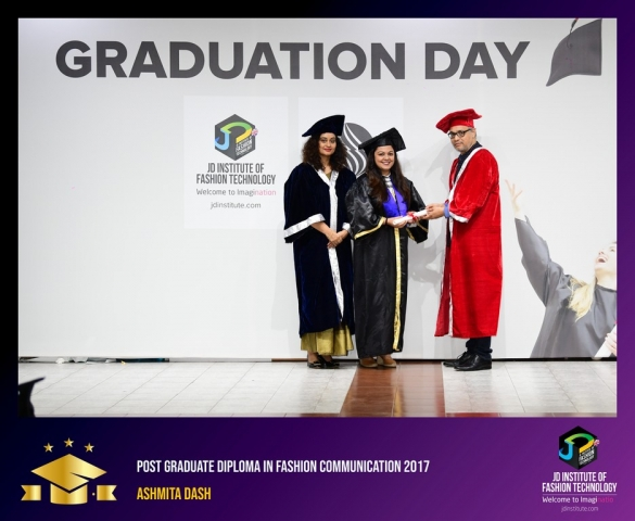 JD Institute Holds Graduation Ceremony for its Diploma and Post Graduate Students Post Graduate Diploma In Fashion Communication 10