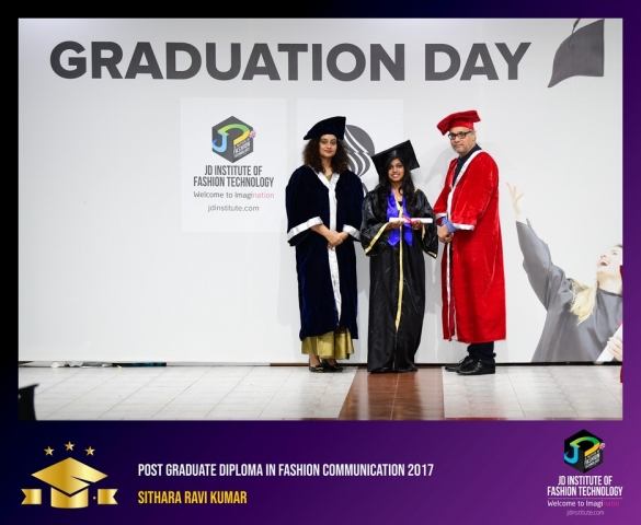 JD Institute Holds Graduation Ceremony for its Diploma and Post Graduate Students Post Graduate Diploma In Fashion Communication 11
