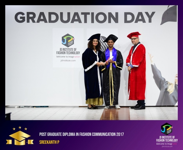 JD Institute Holds Graduation Ceremony for its Diploma and Post Graduate Students Post Graduate Diploma In Fashion Communication 12