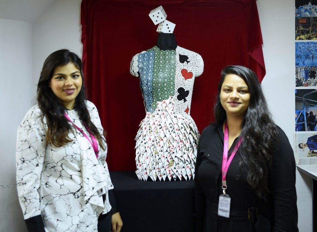 mannequin styling fashion - REFURBISH 5 6 1024x750 - REFURBISH   Mannequein Styling Display by Fashion Communication students