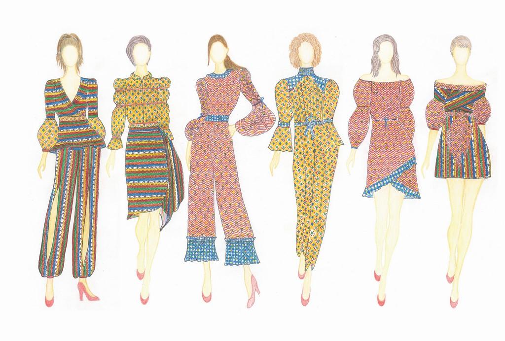 SCHASTAY  schastay - SCHASTAY    JD Annual Design Awards 2019 Fashion Design 6 - SCHASTAY –JD Annual Design Awards 2019   Fashion Design