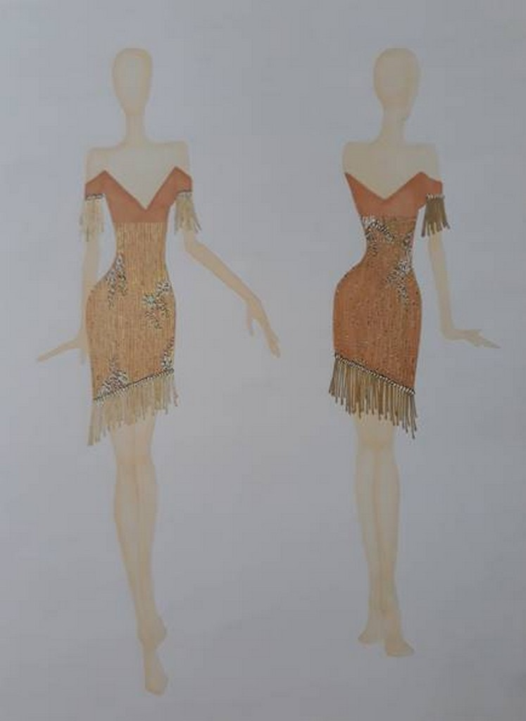The Flappers the flappers THE FLAPPERS –JD Annual Design Awards 2019 | Fashion Design THE FLAPPERS    JD Annual Design Awards 2019 Fashion Design 1