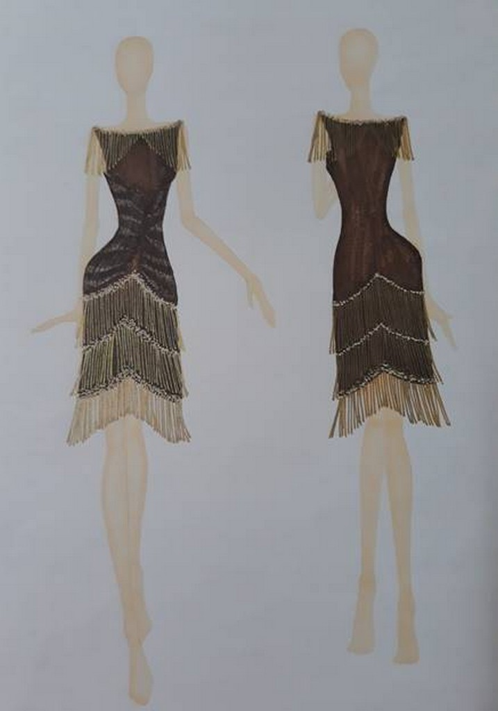 The Flappers the flappers THE FLAPPERS –JD Annual Design Awards 2019 | Fashion Design THE FLAPPERS    JD Annual Design Awards 2019 Fashion Design 3