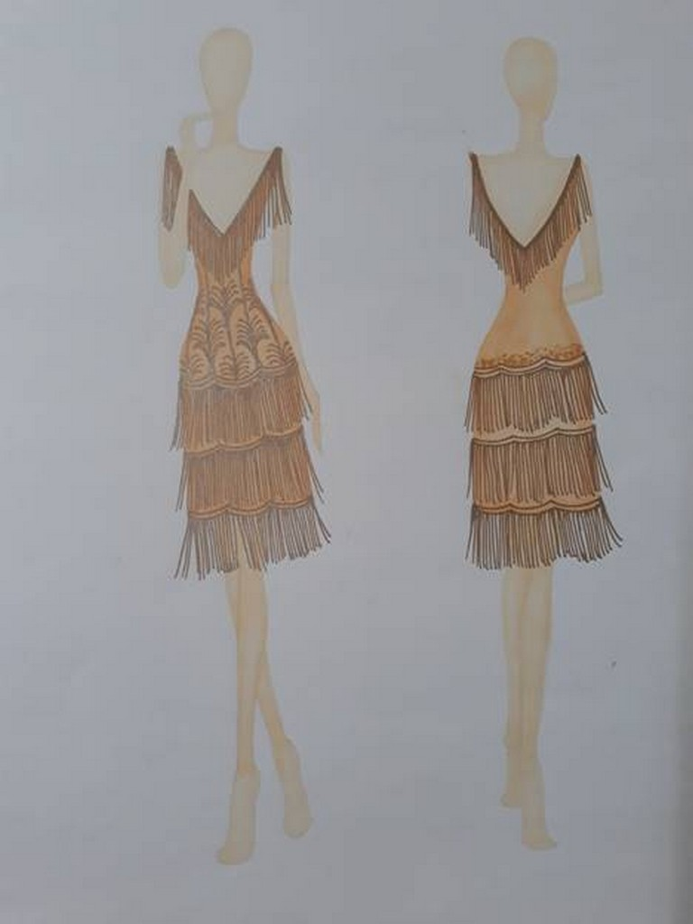 The Flappers the flappers THE FLAPPERS –JD Annual Design Awards 2019 | Fashion Design THE FLAPPERS    JD Annual Design Awards 2019 Fashion Design 4