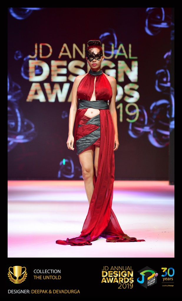 THE UNTOLD the untold THE UNTOLD–JD Annual Design Awards 2019 | Fashion Design THE UNTOLD   JD Annual Design Awards 2019 Fashion Design 10