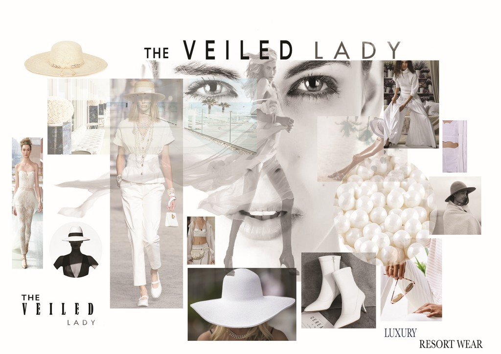 THE VEILED LADY the veiled lady THE VEILED LADY–JD Annual Design Awards 2019 | Fashion Design THE VEILED LADY   JD Annual Design Awards 2019 Fashion Design 1