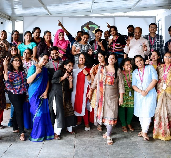 WE CARE – EMPLOYEE WELLNESS PROGRAMME AT JD INSTITUTE WE CARE     EMPLOYEE WELLNESS PROGRAMME AT JD INSTITUTE 20 650x599