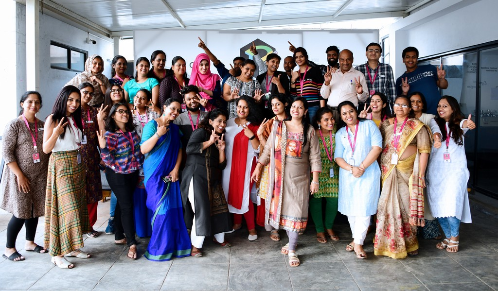 WE CARE – EMPLOYEE WELLNESS PROGRAMME AT JD INSTITUTE WE CARE     EMPLOYEE WELLNESS PROGRAMME AT JD INSTITUTE 20