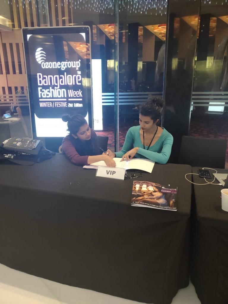 bangalore fashion week WORK AND LEARN – JEDIIIANS VOLUNTEER AT 21st EDITION OF OZONE BANGALORE FASHION WEEK bfw