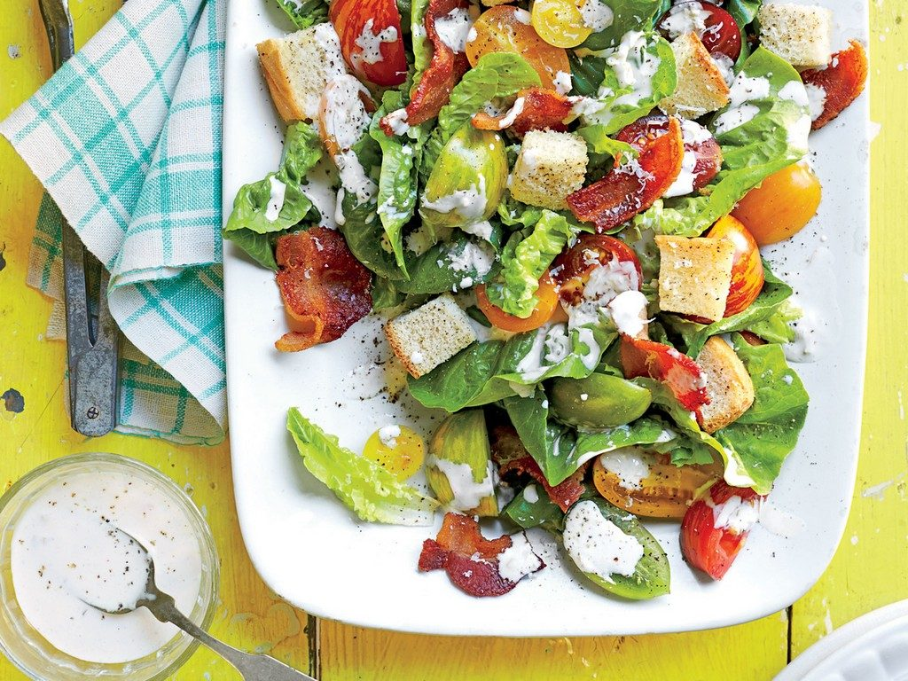 A GUIDE TO GOOD FOOD PHOTOGRAPHY blt salad 2443901 0298 1024x768