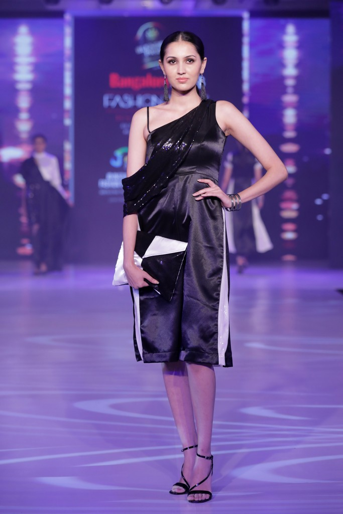 jd institute JD INSTITUTE BRINGING THE BEST VERSION OF DESIGN AT BANGALORE TIMES FASHION WEEK- WINTER FESTIVE EDIT Bangalore Time Fashion Week 2019 15
