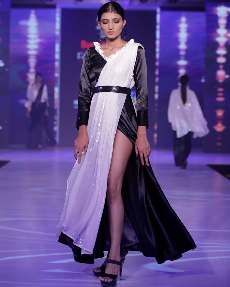 jd institute JD INSTITUTE BRINGING THE BEST VERSION OF DESIGN AT BANGALORE TIMES FASHION WEEK- WINTER FESTIVE EDIT Bangalore Time Fashion Week 2019 18